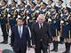 Prezident Milo� Zeman na n�v�t�v� ��nsk� lidov� republiky (26. ��jna 2014)