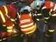 Z�chran��i s hasi�i o�et�uj� jeden�ctilet�ho cyklistu. (22. ��jna 2014)