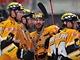 Radost litv�novsk�ch hokejist� v utk�n� s T�incem