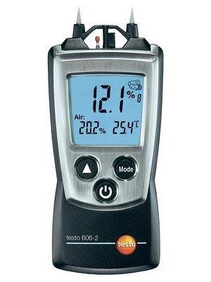 S vlhkoměry V309 a V309+ máte k dispozici měření vlhkosti materiálů s...