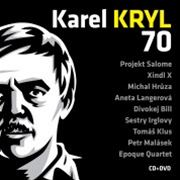Karel Kryl 70 (obal alba)
