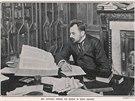 Wilfrid Vojnič. Je rukopis jeho podvrhem?