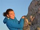 Nejdřív se Anče věnovala horolezectví