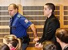 U Obvodního soudu pro Prahu 9 začal soud s R.P., obžalovaným z loupežného...