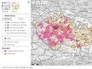 Pokrytí signálem datových 3G a 4G sítí v České republice u operátora T-Mobile