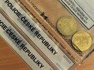 Mezi odcizenými cennostmi byly i zlaté mince.