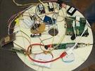 Zapojení Dropionu včetně řídícho počítače.