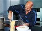 Pohlreich diváky pořadu Teď vaří šéf! naučí i pastu s mušlemi.