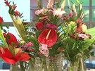 Testované kytice