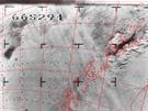 Vůbec první snímek Nimbusu zachytil část pobřeží Antarktidy v oblasti Antarktického poloostrova nazývaného Palmerova země.