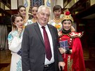 Prezident Miloš Zeman navštívil hlavní město čínské provincie S'-čchuan....