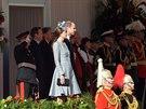 Na vévodkyni Kate není zatím těhotenství vidět.