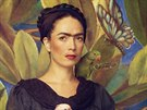 Tereza Kostková jako Frida Kahlo
