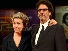Frances McDromandová je za Joela Coena provdaná už třicet let.