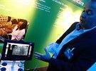 VISIQ je přenosný ultrazvukový systém, který může lékař kamkoli přinést v...