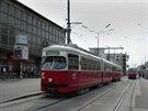 Novému hlavnímu nádraží ustoupila největší hlavová stanice Rakouska Wien...