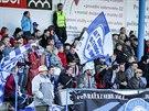 Fanoušci fotbalového Táborska