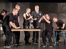 Záběr ze hry Othello