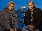 RODINA POD LUPOU: Martin Maxa a jeho syn Ivan