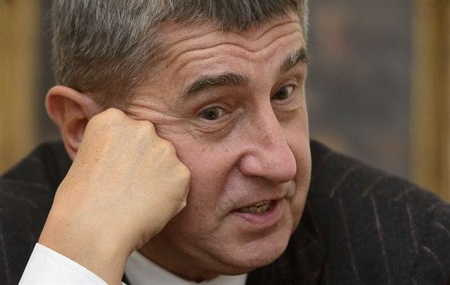 Vicepremiér a ministr financí Andrej Babi�