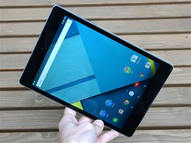 Tablet Google Nexus 9 od HTC