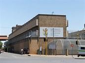 V�znice Kgosi Mampuru II, kde si sv�j trest odsedí Oscar Pistorius (21. �íjna...