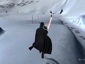 Star Wars Battlefront 3. Ukázka ze zru�eného konceptu