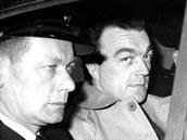 Harry Roberts na archivním snímku z roku 1966.