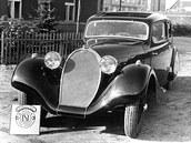 Bugatti 46 jako mistrovské karosá�ské dílo dílny Old�icha Uhlíka