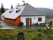 Z restaurace na B�ezníku je krásný výhled na Luzný a Luzenské údolí.
