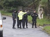 Jestli lidé v Lipové a Vlachovicích poslechli výzvu k evakuaci kontrolovali...
