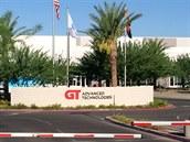 Sídlo spole�nost GT Advanced Technologies