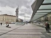Vídeňané mohli stabu kontrolovat z nejvyšší dřevěné věže v Evropě - Bahnoramy