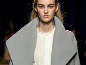 Maxi kabát Hermés, kolekce podzim - zima 2014/2015
