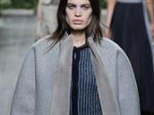 Maxi kabát Vionnet, kolekce podzim - zima 2014/2015