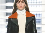Retro kabát Louis Vuitton, kolekce podzim - zima 2014/2015