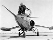 Celkem byly postaveny dva prototypy XF-104