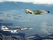 Nejpočetnější verzí Starfighteru bylo géčko