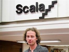 Ředitel brněnského kina Scala Radek Pernica.