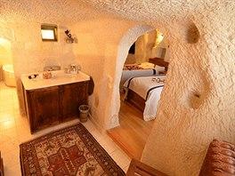 Cappadocia Cave Suites (Goreme, Turecko)