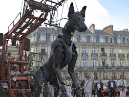 Loutka spole�nosti Royal de Luxe