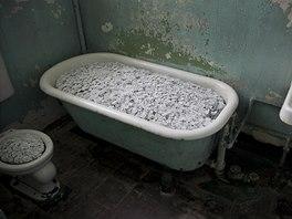 Z instalace Aj Wej-weje v americké věznici Alcatraz