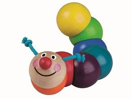 Dřevěné hračky Detoa nepostrádají vtip, navíc jsou dokonale zpracované. A nezávadné.