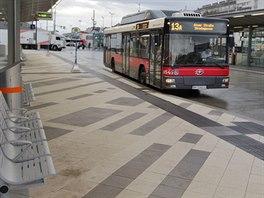 Autobusový terminál