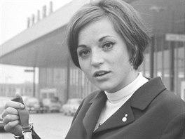 Ve věku 64 let zemřela olympijská vítězka z Mexika 1968 ve skoku do výšky...