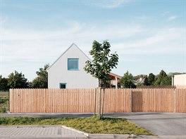 D�m z�skal ocen�n� v kategorii Rodinn� d�m Cen za architekturu CEZAAR, kter�...