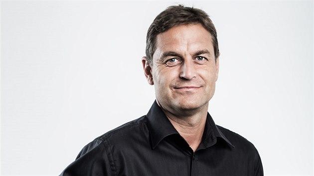 Bývalý hokejový branká� Petr B�íza se sna�í motivovat d�ti, aby sportovaly.
