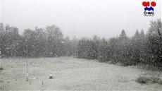 Sníh v �R