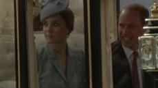 Vévodkyn� Kate se ukázala na ve�ejnosti, t�hotenství zatím vid�t není. (21....