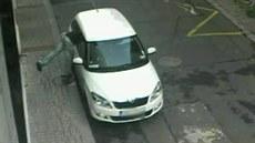 Zlod�ji sta�ilo k vykradení auta osm sekund